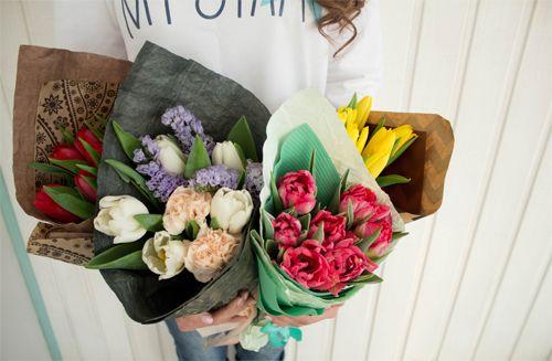Доставка цветов корпоративное 8 марта поздравления